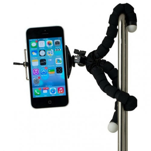 Smartphone octopus statief
