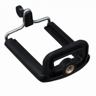 Telefoonklem voor statief en selfiestick (5,5-8 cm)