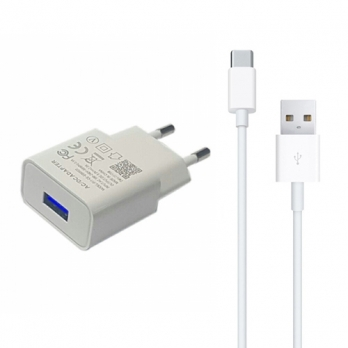 Universele USB-C oplader 3 meter - 2 ampère