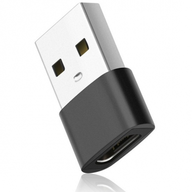USB-C 3.1 naar USB 3.0 OTG adapter compact