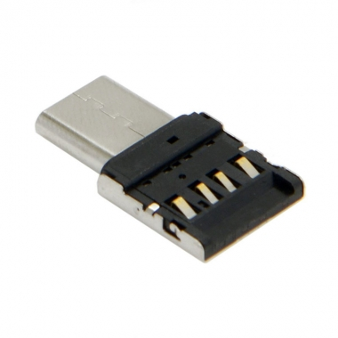 USB-C OTG adapter
