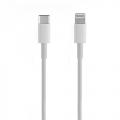Lightning naar USB-C PD 18W kabel 50 centimeter